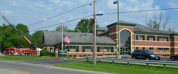 Pleasantview Fire Protection District Headquarters - LaGrange Highlands, IL