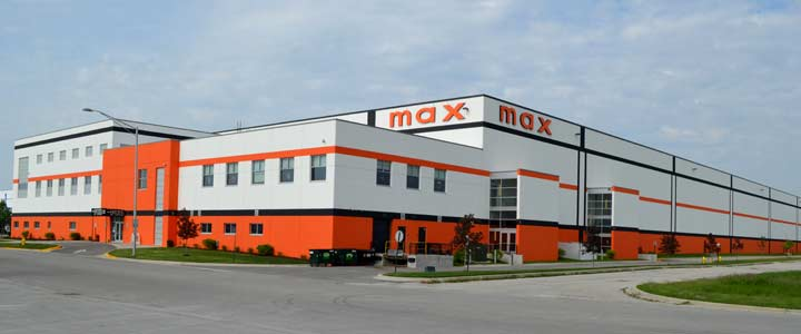 The MAX Indoor Sports Complex - McCook, IL